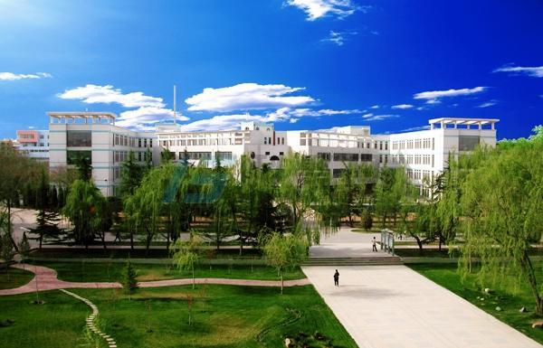 甘肃农业大学图书馆